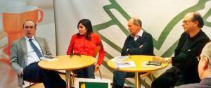 """Presentando """"La Pasion de Mejorar"""" con Eduardo Anitua, Josune Bereziartu y Javier Otaola"""